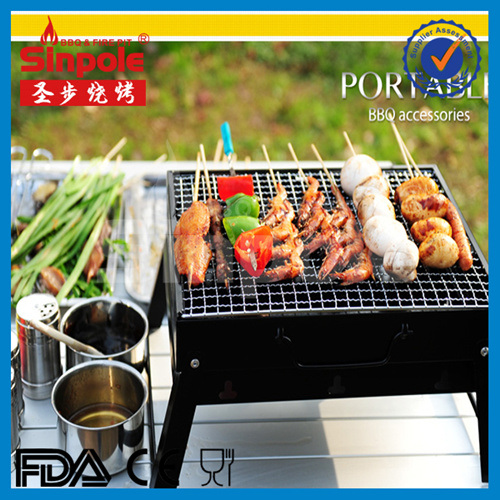 2016 Most Popular Portable BBQ Grill (SP-CGT01)