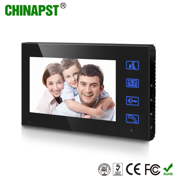 Hottest Color Wired Video Door Phone Monitor/Station Intercom (PST-VD7WT2)