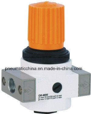 China O Series Regulator, Pneumatic Regulator, Air Source Treatment Unit