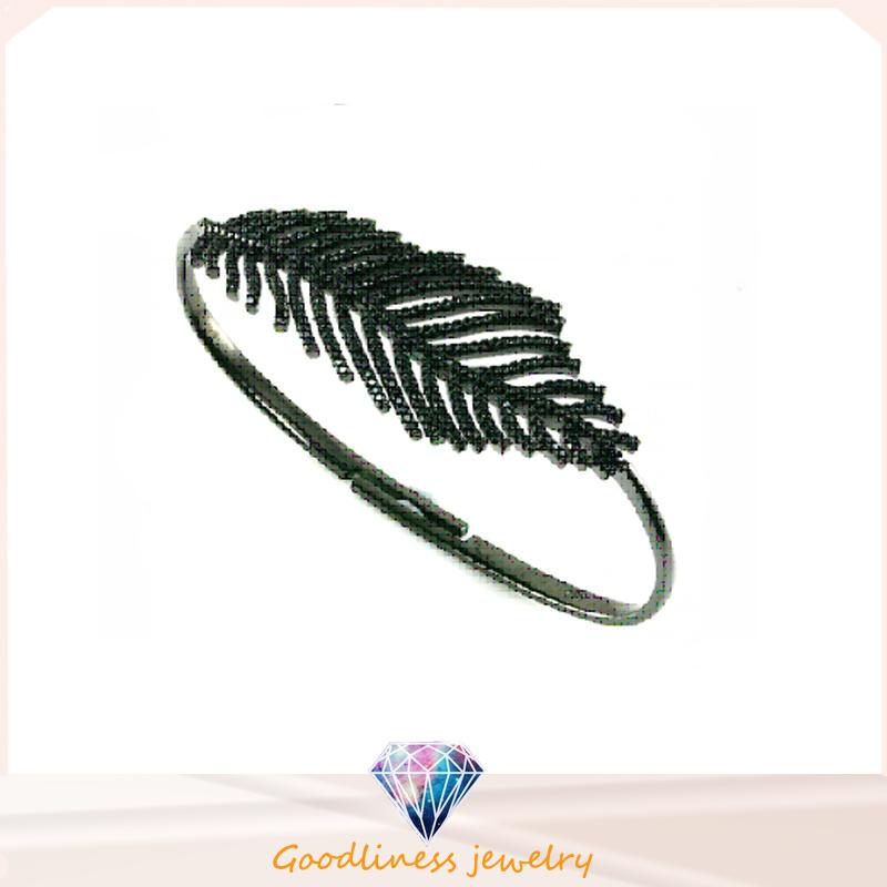 Factory Price Fashion Jewelry 925 Silver Bangle (G41258)
