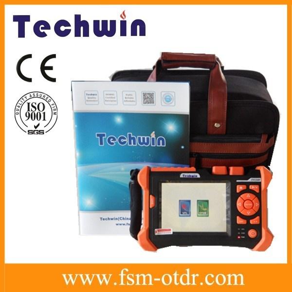 Techwin Handheld Optical OTDR Testing Equipment