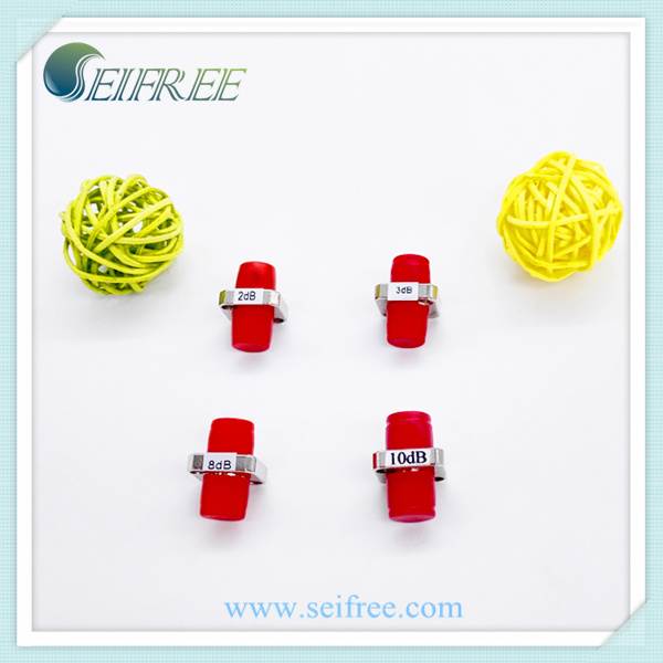 Optical Fibre FC Adapter Type Attenuator
