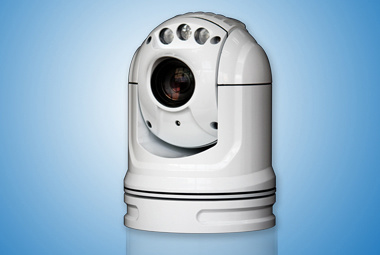 550tvl 36X Optical Zoom CCD PTZ IP66 Vehicle Camera