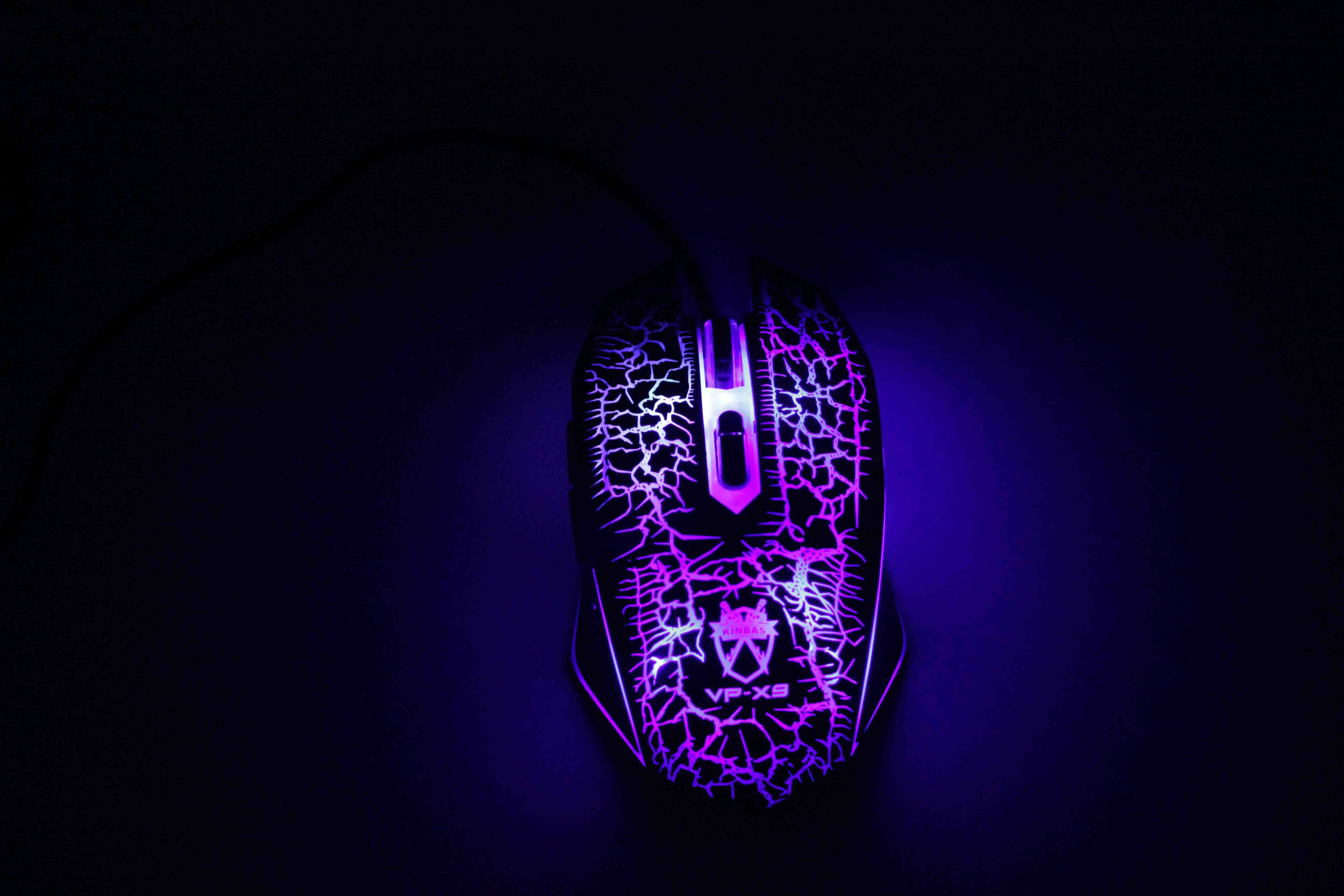 Gaming Mouse for PC 800/1200/1600/2400 Dpi