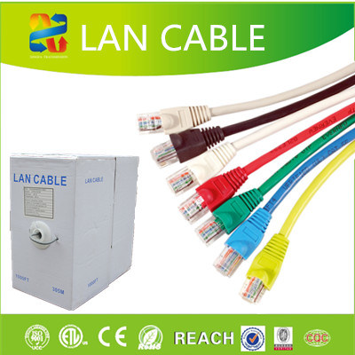 2015 Fluke Passed LAN Cable CAT6 pictures & photos