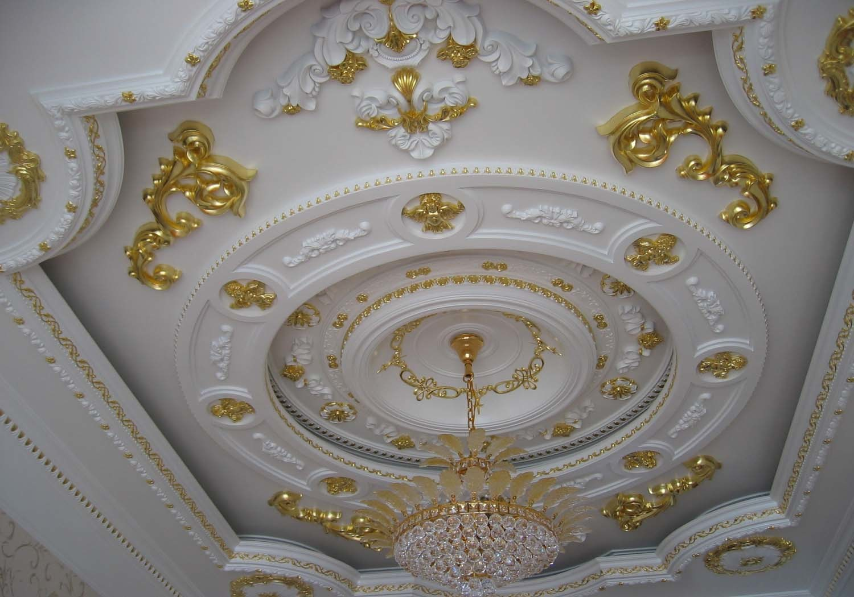 PU Cornice Moudling Ceilding Decratioin Interior Design