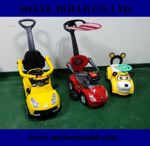 New Design Plastic Children Car Mould