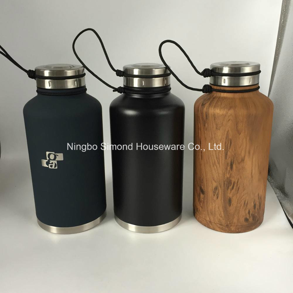 64oz Big Vacuum Bottle for Water and Wine