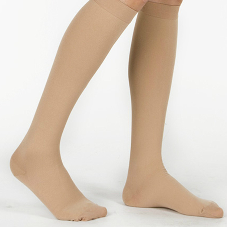 Ly 20-30mmhg Medical Compression Stocking Knee Highs