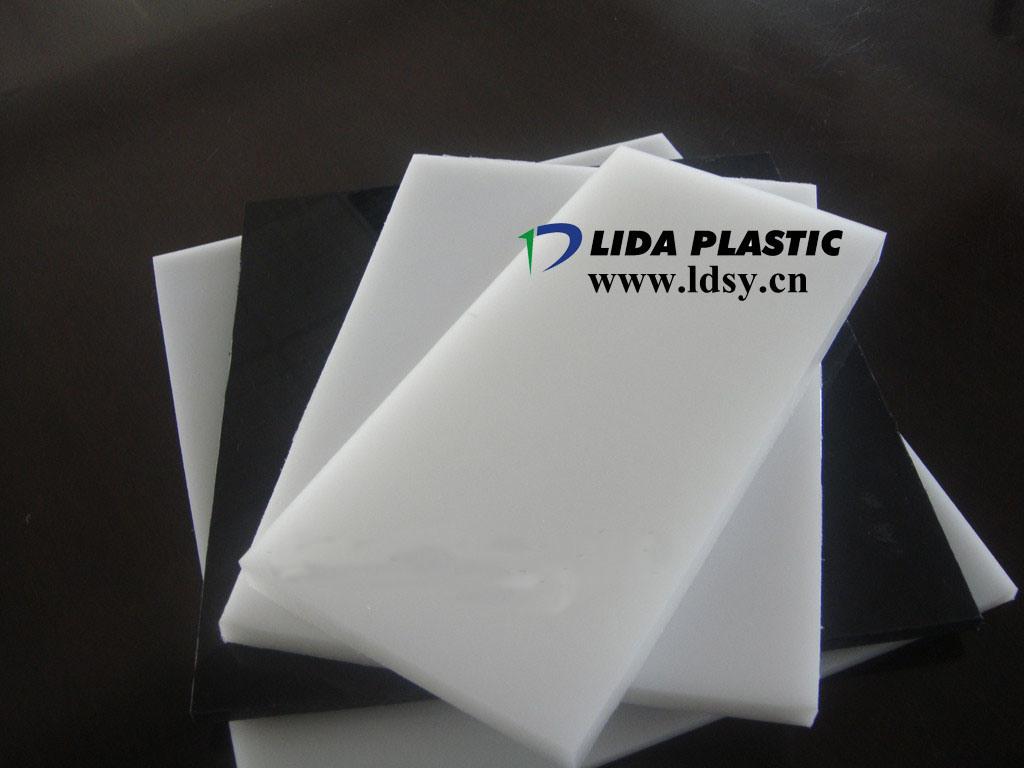 HDPE White Sheet
