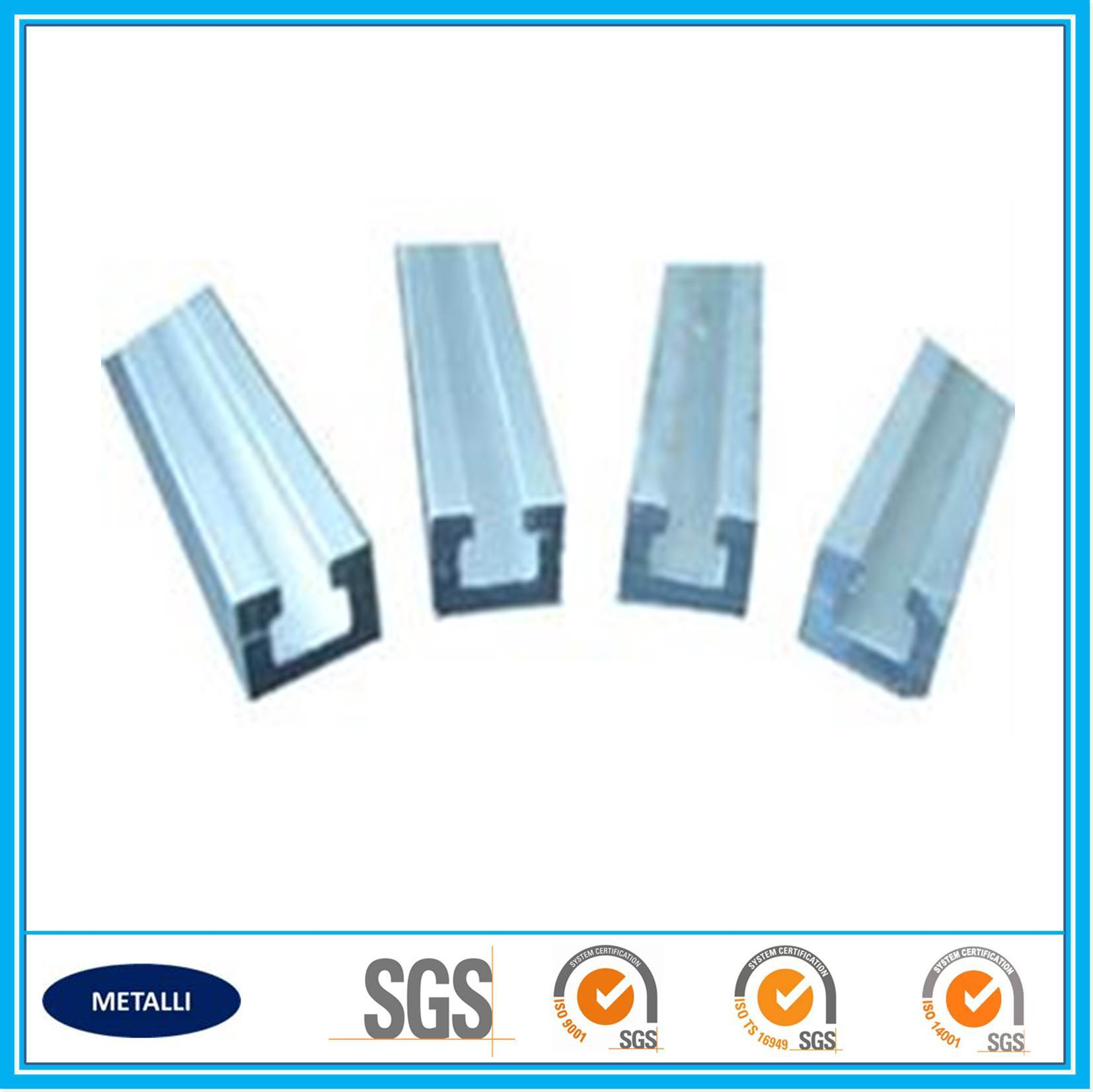 Hot Sale Industrial Aluminum Channel
