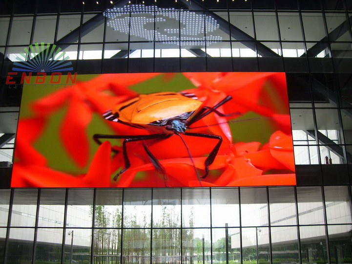 Indoor Outdoor Full Color LED Video Display Screen for Rental (500*500mm/500*1000mm P4.81 P6.25 panel)