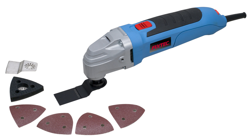 Fixtec 300W Oscillating Multi Function Tool Saw Blades