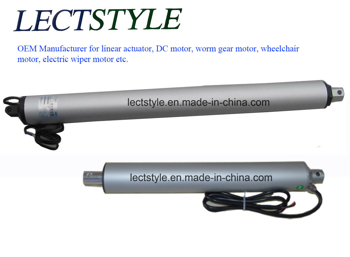 "12V/24VDC 4"" 6"" 8"" 10"" Electric Linear Actuator for Linear Window Opener"