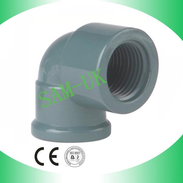 NBR 5648 High Quality PVC Thread Elbow