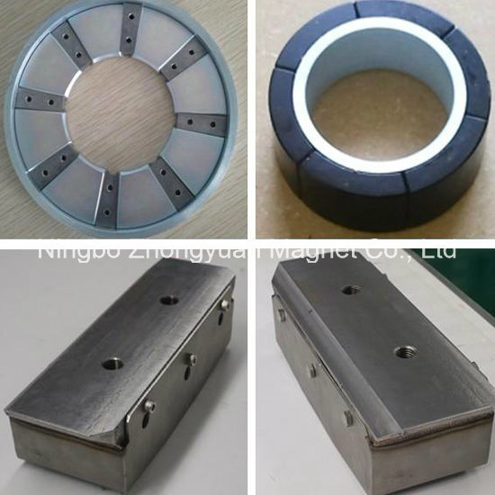 Sintered NdFeB Magnets for Linear Motor Magnetic Assembly