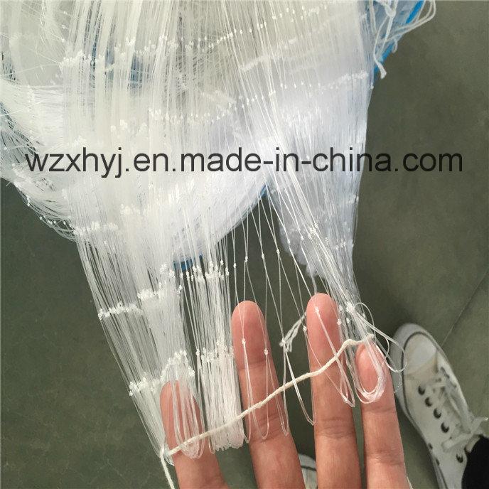"0.40mmx3""X70mdx80yds Nylon Monofilament Fishing Net"
