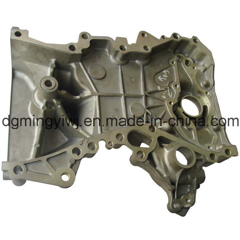 Die Cast Aluminum Bracket with High Level Processing Made by Mingyi From Dongguan
