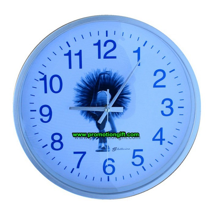 Promotion Wall Clock