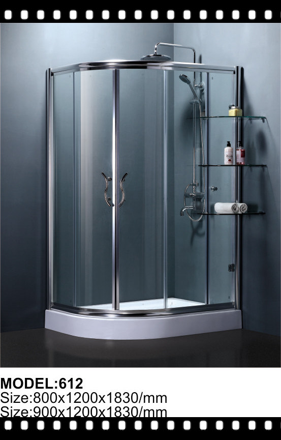 Russia Market Popular Type Shower Room