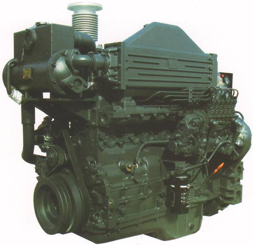 115~167kw 7h Series Marine Diesel Engine