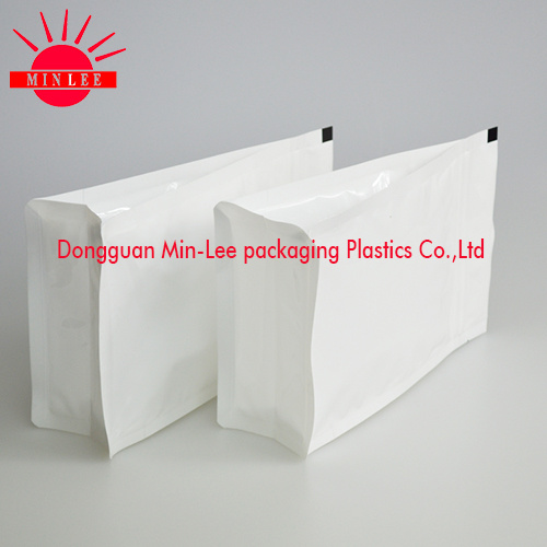 Flat Bottom Pouch, Plastic Packaging Bags for Food