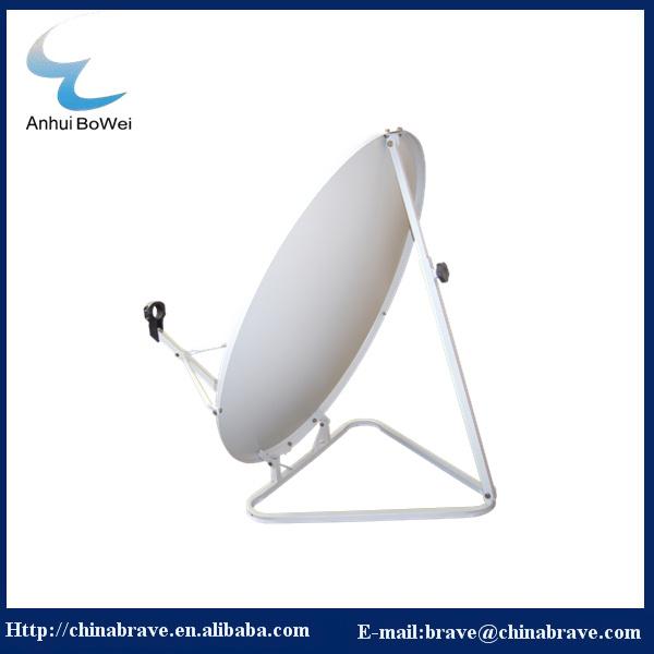 Good Quality Satellite Dish Antenna C Ku Band Manufacturer