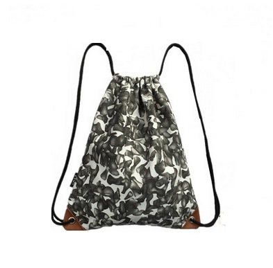 Promotion Shopping Climbing Beach Drawstring Gift Shoe Backpack Bag