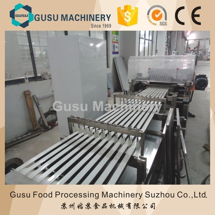 Gusu Chocolate Energy Saving Nougat Making Machine (TPX400)
