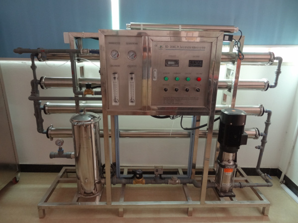 RO Water Plant Price/RO Membrane Making Machine/RO Manufacturing