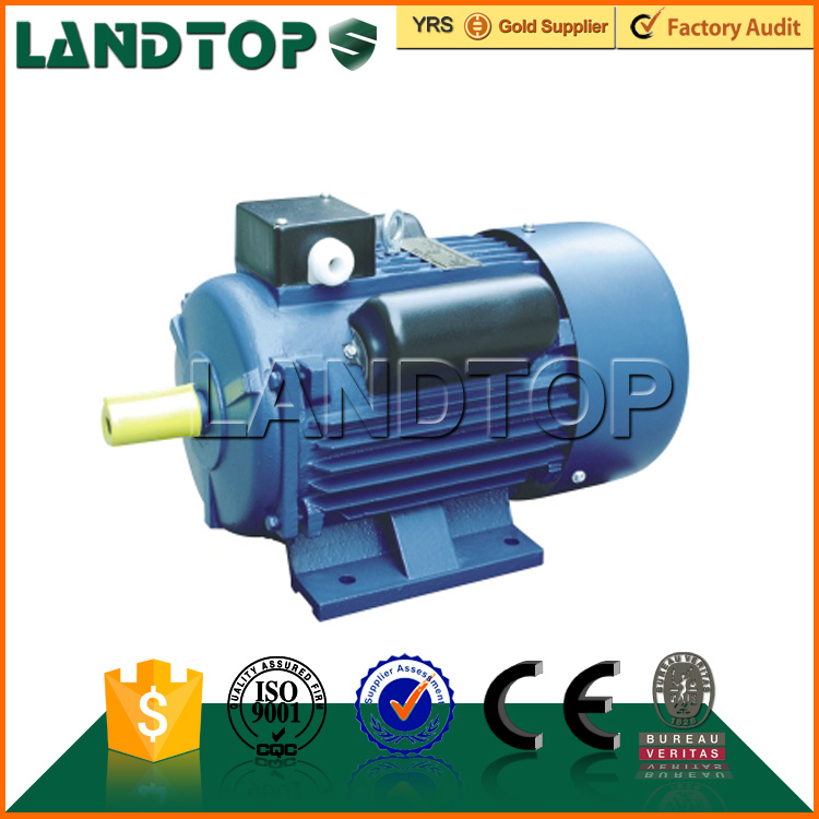 Hot Sales Single Phase Electrical Induction Motor Manufacturer in China