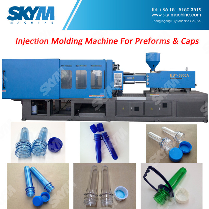 Full Automatic Plastic Products Injection Molding Machine