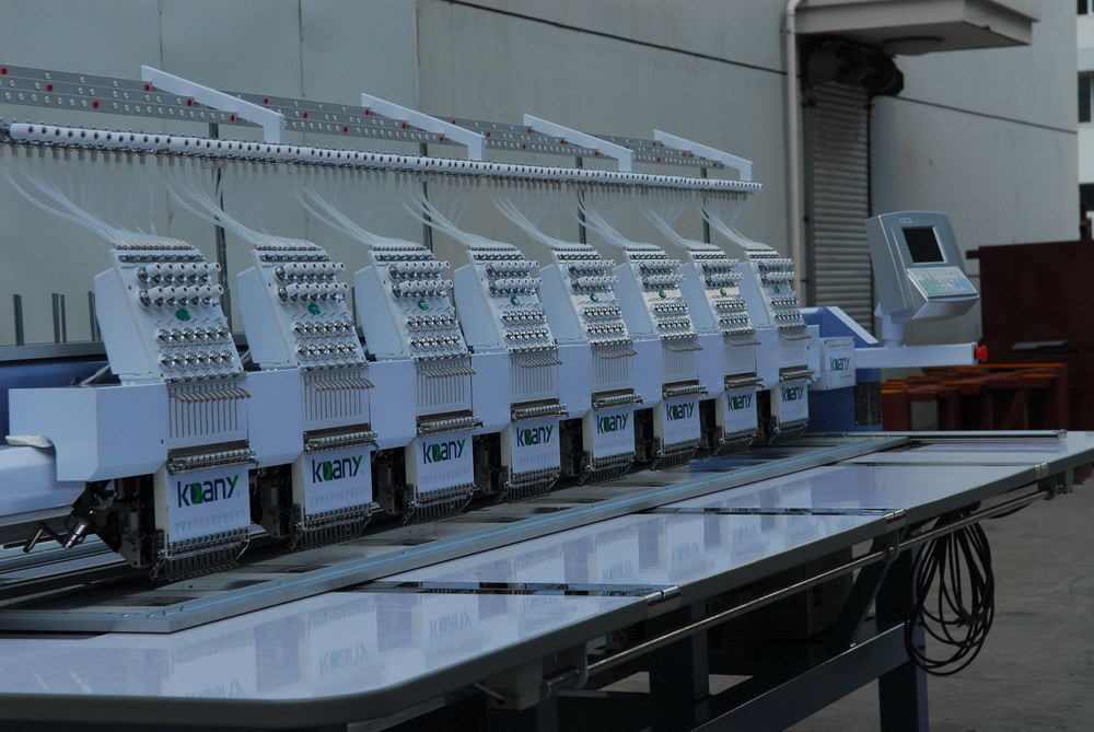 Embroidery Machine for Garment Industry, Clothes