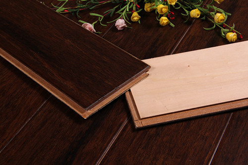 Strand Woven Java HDF Bamboo Flooring