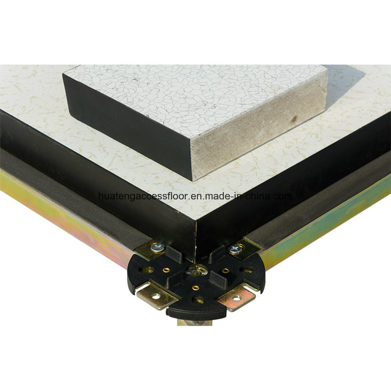 Calcium Sulphate Floor with Four Sides of PVC Edge