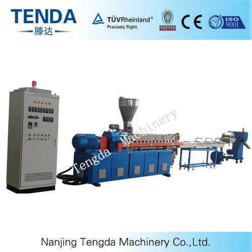 Recycled Plastic Granulation Machine of Tenda