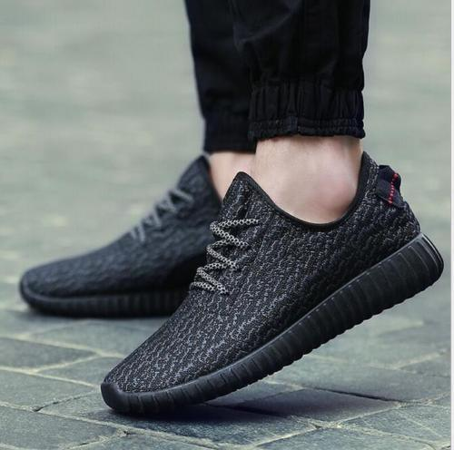 Mens Yeezy Boost Trainers Fitness Gym Sports Running Shock Shoes Sports 6.5-11