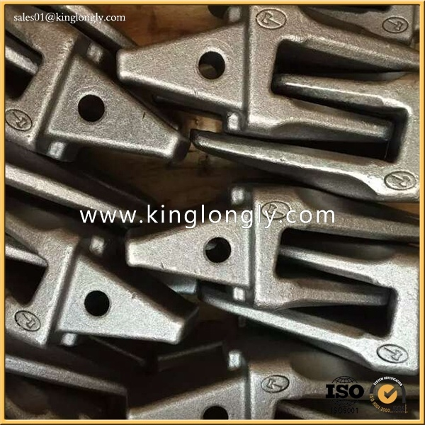 Komatsu Stainless Steel Forging Bucket Teeth Adaptor for Construction Machinery and Excavator