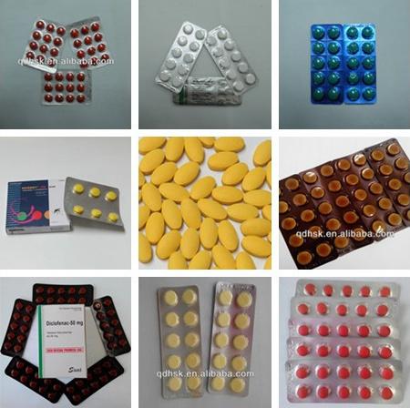 Hot Sale Pharmaceutical Diclofenac Tablets Diclofenac