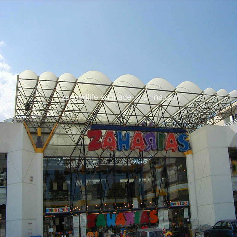 Construction Polycarbonate Sheet /Policarbonate Panel/ Policarbonato Sheet for Shopping Arcades