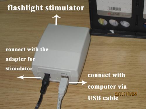 Ce Approved Channel Digital EEG (Neuroscope EEG-18) -Fanny
