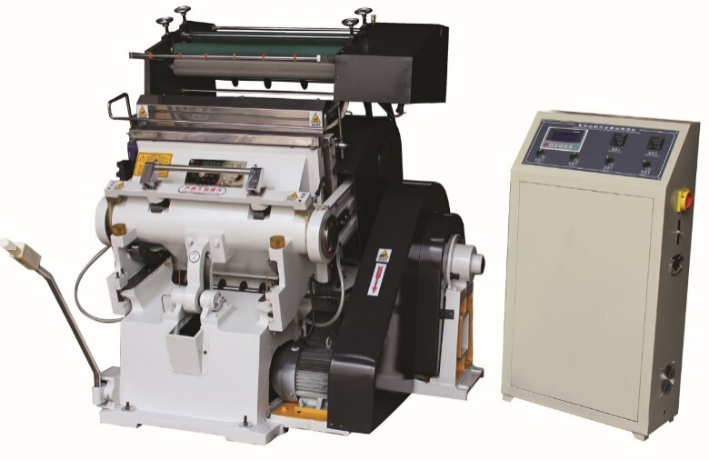 Program Control Foil Stamping and Cutting Machine (TYMB-750)