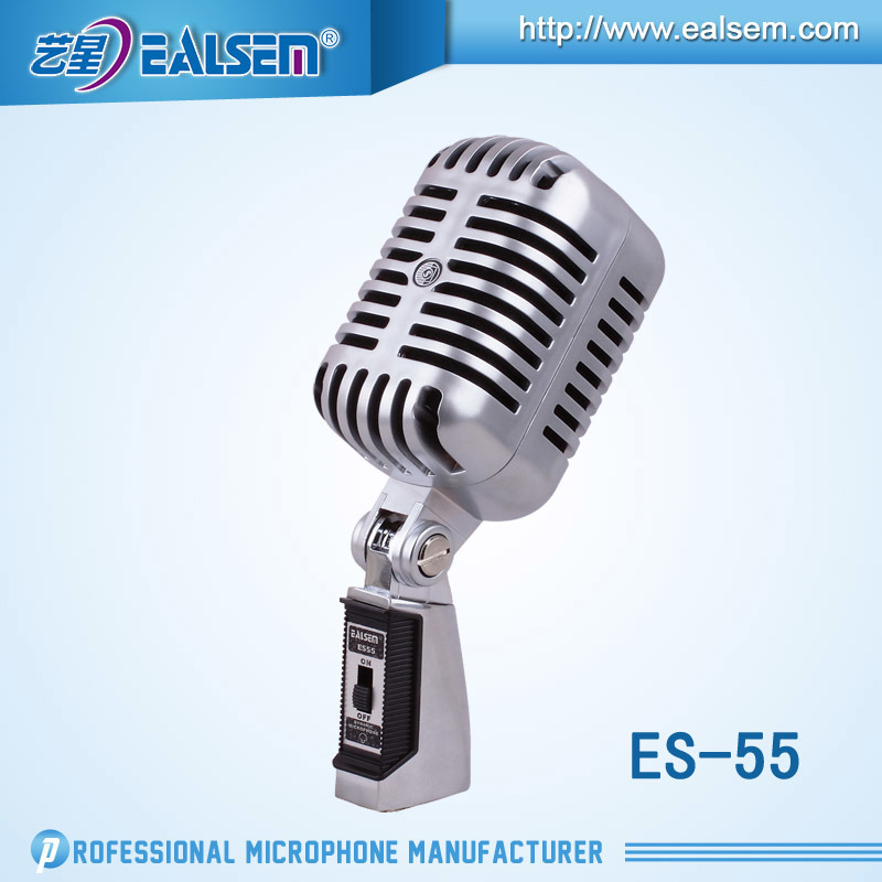 Professional KTV Microphone Wire Dynamicr Microphone
