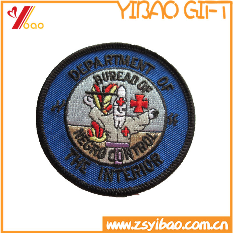 Custom Emblem Embroidery Applique Embroidered Patches
