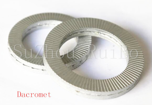 DIN25201 Stainless Steel Nord Lock/Spring Washer/Washers