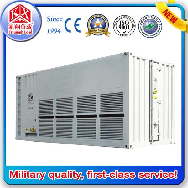 11kv 16MW Load Bank for High Voltage Generator Testing