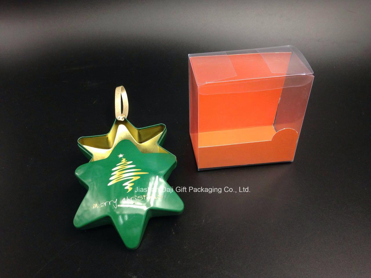 Customized Candy Wedding Metal Tin Box (HS001-V2)