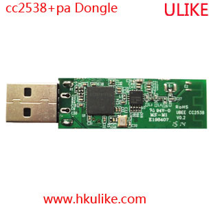 Cc2538+PA USB Dongle Gateway Cc2538 Cc2592 Transceiver