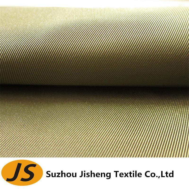 75D Twill Waterproof Memory Polyester Fabric for Garment