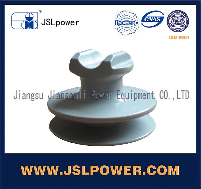 ANSI C29 F Neck Pin Type Modified Polyethylene HDPE Insulator